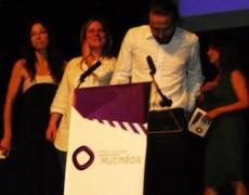 João Martinho Moura wins the National Multimedia Award