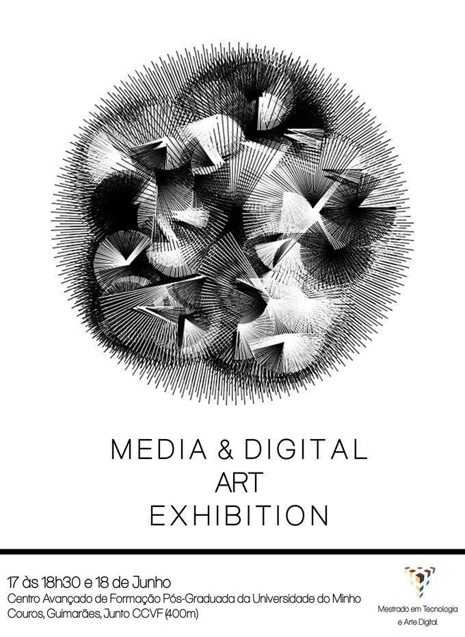 Media & Digital Art Exhibition